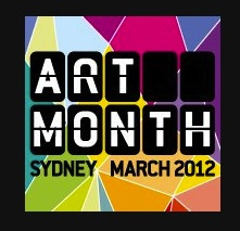 Art Month Sydney March 2012
