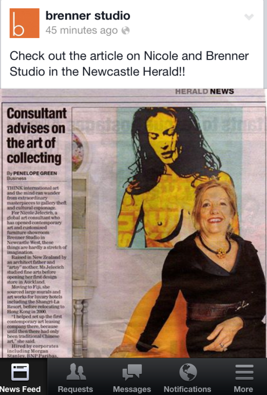 Brenner facebook Newcastle news copy